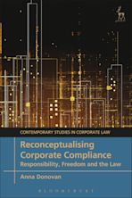 Reconceptualising Corporate Compliance cover