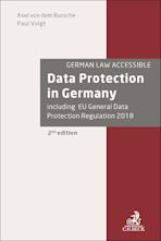 Data Protection in Germany cover