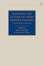 Planning the Future of Cross Border Families cover