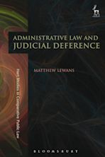 Administrative Law and Judicial Deference cover