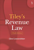 Tiley's Revenue Law cover