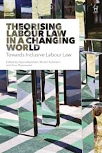 Theorising Labour Law in a Changing World cover