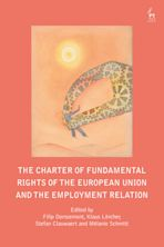 The Charter of Fundamental Rights of the European Union and the Employment Relation cover