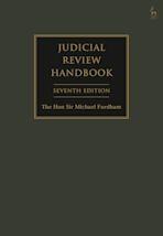 Judicial Review Handbook cover