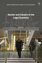 Gender and Careers in the Legal Academy cover
