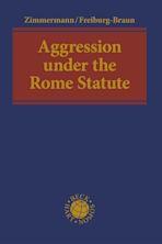 Aggression under the Rome Statute cover