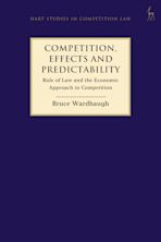 Competition, Effects and Predictability cover