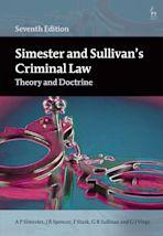 Simester and Sullivan's Criminal Law cover