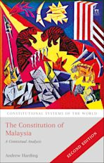 The Constitution of Malaysia cover