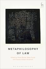 Metaphilosophy of Law cover
