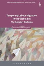 Temporary Labour Migration in the Global Era cover