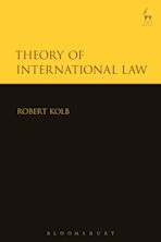 Theory of International Law cover