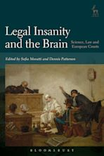 Legal Insanity and the Brain cover