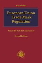 European Union Trade Mark Regulation cover
