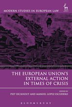 The European Union's External Action in Times of Crisis cover