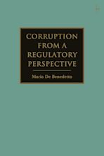 Corruption from a Regulatory Perspective cover