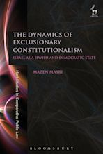 The Dynamics of Exclusionary Constitutionalism cover