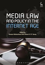 Media Law and Policy in the Internet Age cover