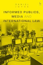 Informed Publics, Media and International Law cover