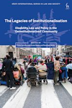 The Legacies of Institutionalisation cover