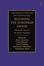 Building the European Union cover
