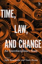 Time, Law, and Change cover
