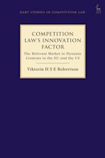 Competition Law's Innovation Factor cover