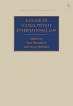A Guide to Global Private International Law cover