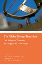 The Global Energy Transition cover