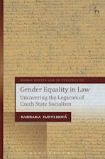 Gender Equality in Law cover