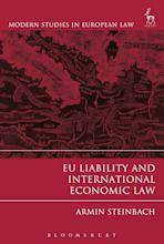 EU Liability and International Economic Law cover