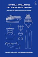 Artificial Intelligence and Autonomous Shipping cover