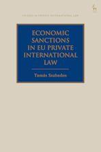 Economic Sanctions in EU Private International Law cover