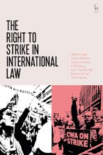 The Right to Strike in International Law cover