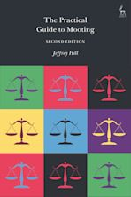 The Practical Guide to Mooting cover