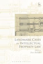 Landmark Cases in Intellectual Property Law cover