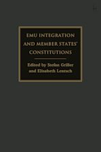 EMU Integration and Member States' Constitutions cover