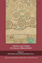 Vienna Lectures on Legal Philosophy, Volume 2 cover
