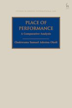 Place of Performance cover