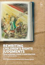 Rewriting Children's Rights Judgments cover