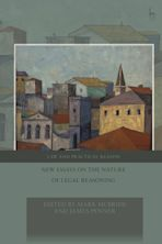 New Essays on the Nature of Legal Reasoning cover