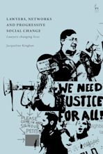 Lawyers, Networks and Progressive Social Change cover