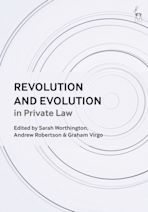 Revolution and Evolution in Private Law cover