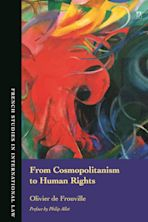 From Cosmopolitanism to Human Rights cover
