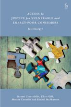 Access to Justice for Vulnerable and Energy-Poor Consumers cover
