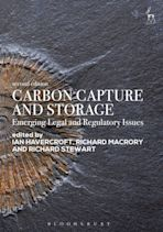 Carbon Capture and Storage cover