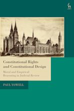 Constitutional Rights and Constitutional Design cover