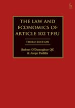 The Law and Economics of Article 102 TFEU cover