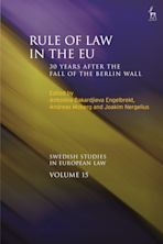 Rule of Law in the EU cover