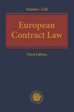 European Contract Law cover